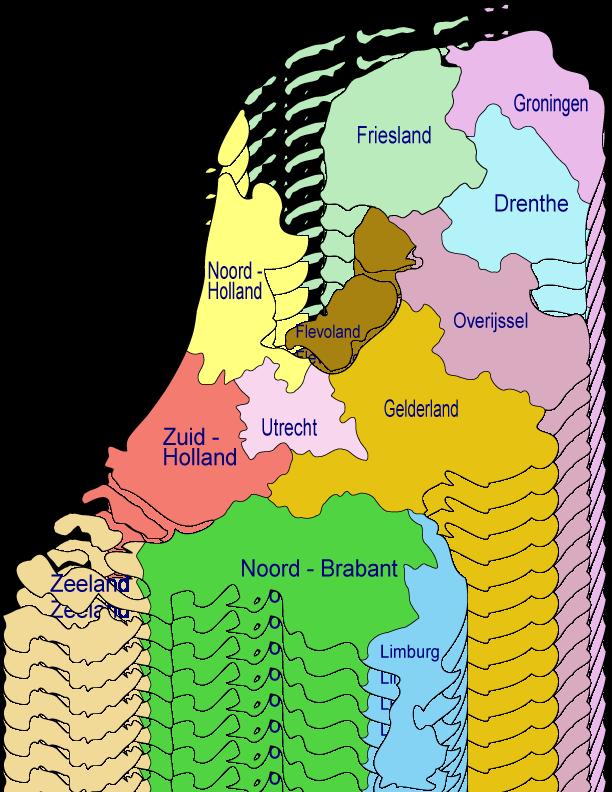 Nederlandse Kaart